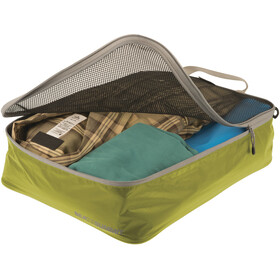 Sea to Summit Garment Mesh Bag Talla M, lime/grey